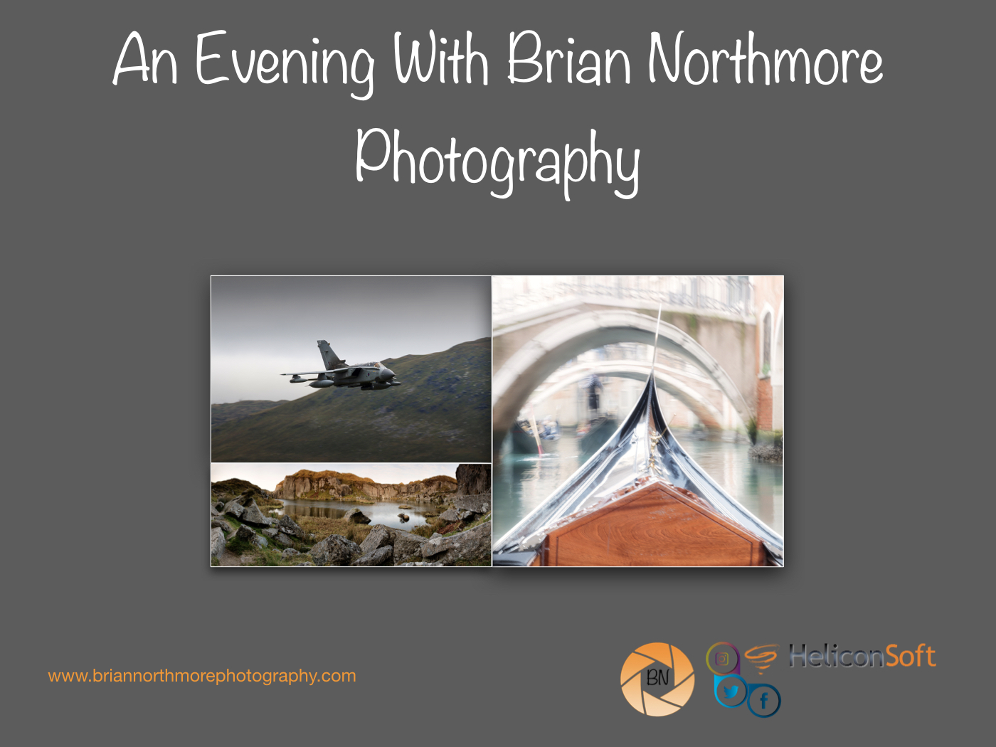An Evening With Brian Northmore Photography