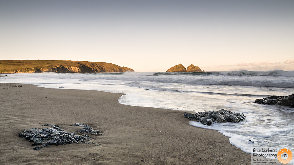 Holywell Bay Seascape Photography