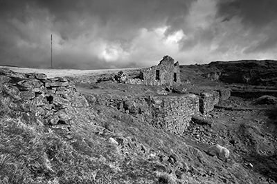 Dartmoor 20 Black and White Portfolio
