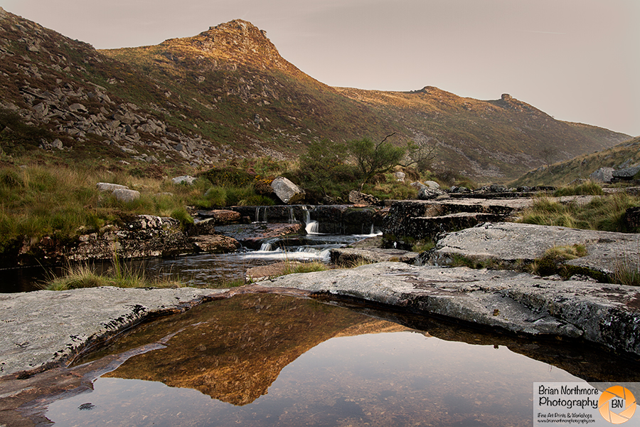 Waterfall At Tavy Cleave 2