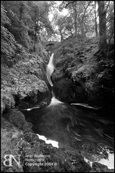 Aira Force Lake District National Park Photograph